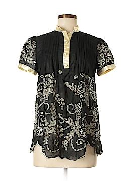 Hazel Short Sleeve Blouse Size M