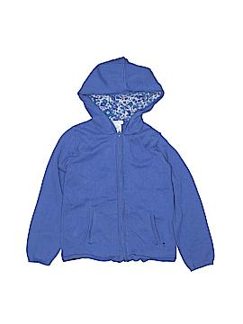 Jacadi Zip Up Hoodie Size 6
