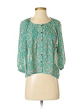 Liberty Love 3/4 Sleeve Blouse Size XS