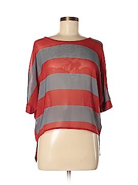 Minx U.S.A. Short Sleeve Blouse Size S