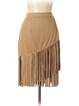 Blush Noir Casual Skirt Size L