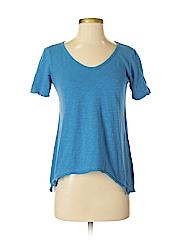 Left of Center Women Short Sleeve Top Size XS