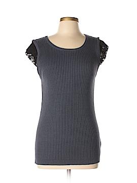 Pamela Dennis Short Sleeve Top Size L