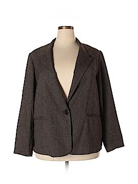 Briggs New York Blazer Size 2X (Plus)