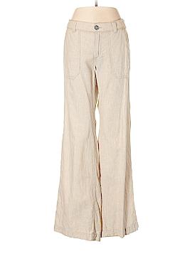 Pilcro and The Letterpress Linen Pants Size 6