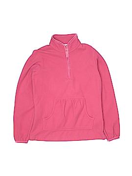 Lands' End Fleece Jacket Size S (Kids)