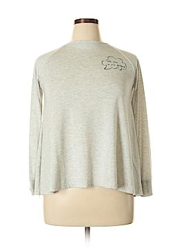 Wall Flower Long Sleeve T-Shirt Size L