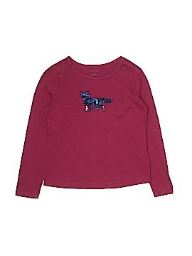 Lands' End Long Sleeve T-Shirt Size S (Kids)
