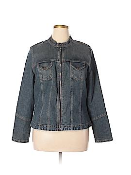 Venezia Denim Jacket Size 14 - 16 Plus (Plus)