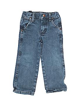 Wrangler Jeans Co Jeans Size 3T (Slim)