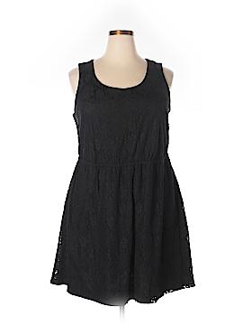 Apt. 9 Casual Dress Size 1X (Plus)