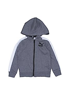 Puma Zip Up Hoodie Size 2T