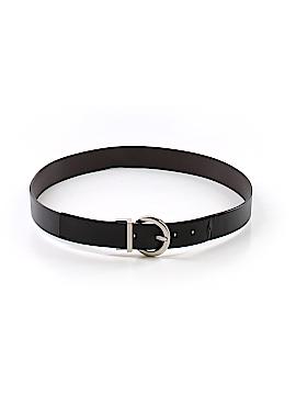 CALVIN KLEIN JEANS Leather Belt Size M