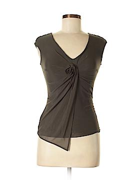 Ronen Chen Short Sleeve Blouse Size 6 (1)