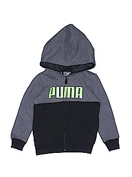 Puma Zip Up Hoodie Size 24 mo