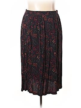 Sag Harbor Casual Skirt Size 2X (Plus)