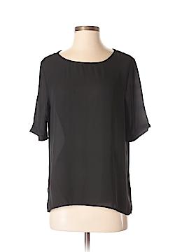 Eight Sixty Short Sleeve Blouse Size M
