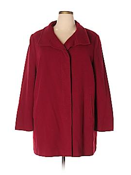 BASLER PLUS Wool Coat Size 22 (Plus)