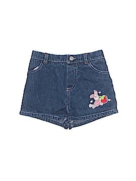 Disney Denim Shorts Size 24 mo