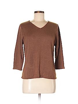 Pierre Cardin Silk Pullover Sweater Size M