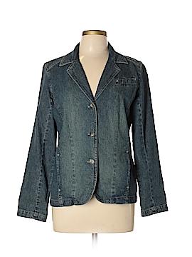 So Blue Sigrid Olsen Denim Jacket Size M