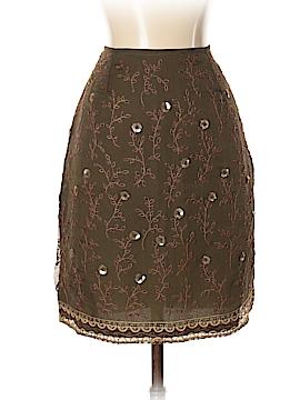 Express Silk Skirt Size 7