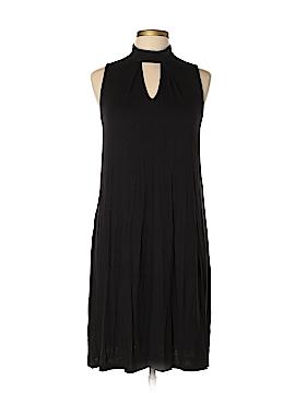 Como Black Casual Dress Size M