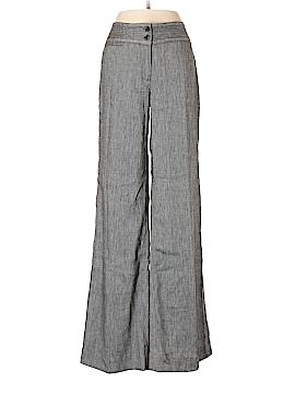 White House Black Market Linen Pants Size 8