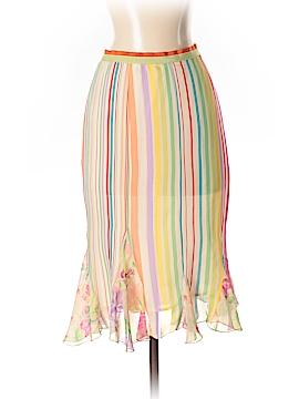 ETRO Silk Skirt Size 40 (IT)