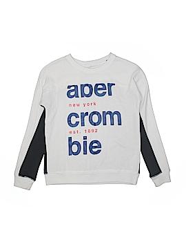 Abercrombie Sweatshirt Size 13 - 14