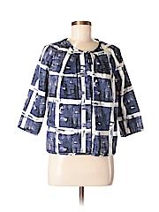 Simply Vera Vera Wang Women Jacket Size M (Petite)