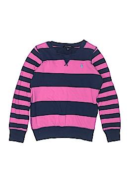 Ralph Lauren Sweatshirt Size 8/10