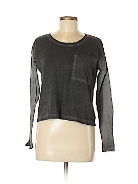 Alternative Apparel Long Sleeve T-Shirt Size M