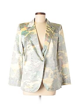 Armani Collezioni Silk Blazer Size 12