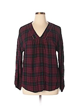 Knox Rose Long Sleeve Blouse Size XXL