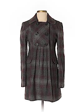 Ann Taylor LOFT Wool Coat Size 2