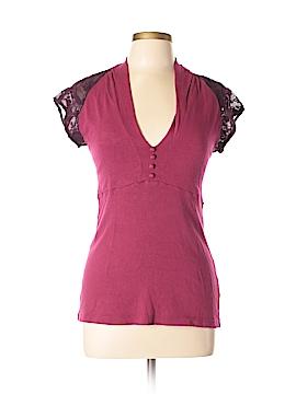 Ella Moss Short Sleeve Top Size L