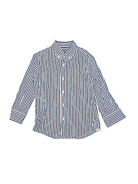 Crewcuts Long Sleeve Button-Down Shirt Size 4/5