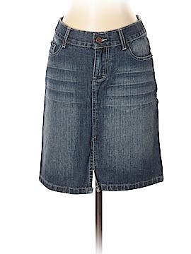 Ezra Fitch Denim Skirt Size 2