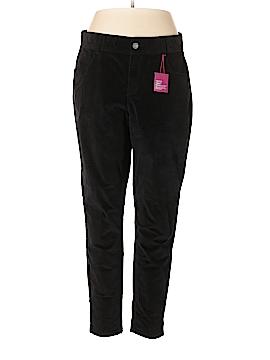 Lane Bryant Velour Pants Size 18 (Plus)