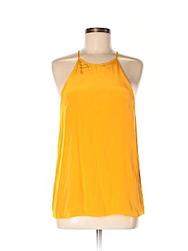 Tibi Sleeveless Silk Top Size 8