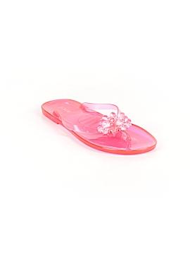 J. Crew Flip Flops Size 8
