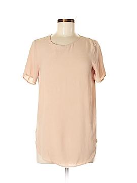 H&M Short Sleeve Blouse Size 4