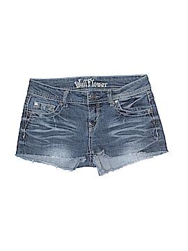 Wall Flower Denim Shorts Size S (Kids)
