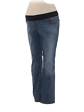 Liz Lange Maternity Jeans Size 14 (Maternity)