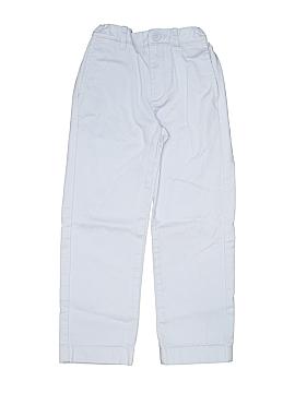 Crewcuts Outlet Khakis Size 6