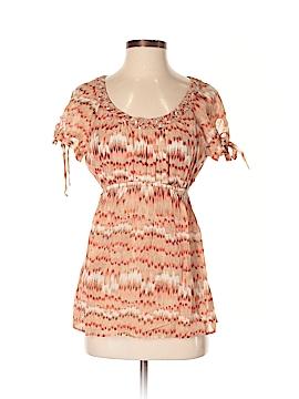 Sunny Leigh Short Sleeve Top Size S
