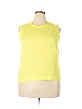 J. Crew Short Sleeve Blouse Size 16