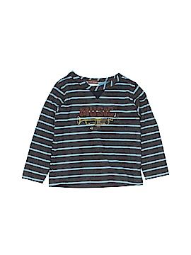 Rabbit Moon Long Sleeve T-Shirt Size 4