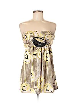 Prairie New York Sleeveless Silk Top Size M